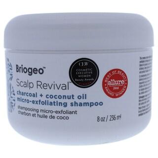 Briogeo Scalp Revival Charcoal + Coconut Oil 8-ounce Micro-Exfoliating Shampoo