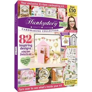 Hunkydory Design Collection Box Magazine
