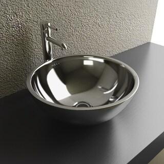 Stainless Steel Vessel Sink