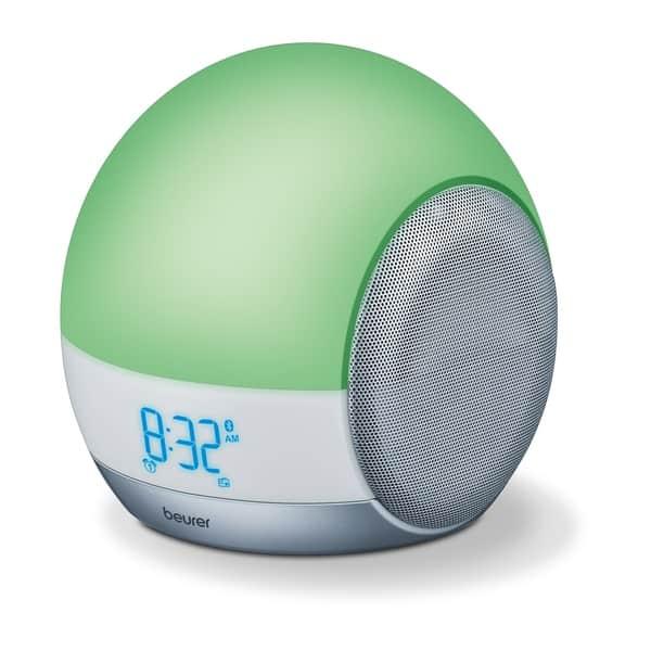 Beurer Wake Up Light.Shop Beurer 4 In 1 Wake Up Alarm Clock Reading Mood Lamp