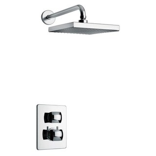 "Lady Thermostatic Shower With 3/4"" Ceramic Disc Valve"