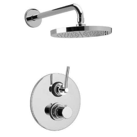 "LaToscana Morellino Thermostatic Shower With 3/4"" Ceramic Disc Volume Control"