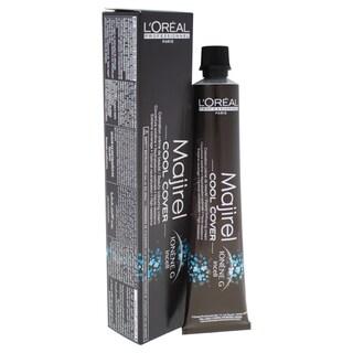 L'Oreal Professional Majirel Cool Cover 7.17 Ash Metallic Blonde