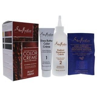 Shea Moisture Nourishing Moisture-Rich Hair Color System Bright Auburn