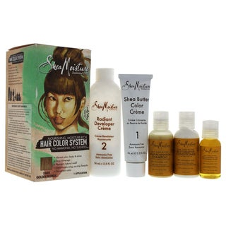 Shea Moisture Nourishing Moisture-Rich Hair Color System Dark Golden Blonde