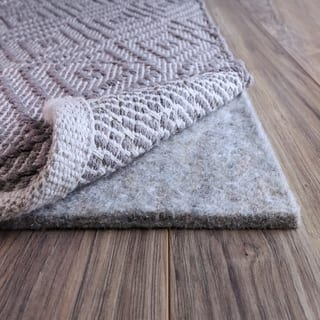 Fibersoft Extra Thick 100 Felt Rug Pad For All Floors