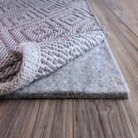 FiberSoft Extra Thick 100% Felt Rug Pad for All Floors - 6x9