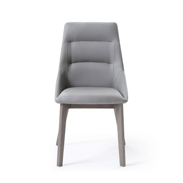 Shop Whiteline Contemporary Modern Siena Dining Chair With