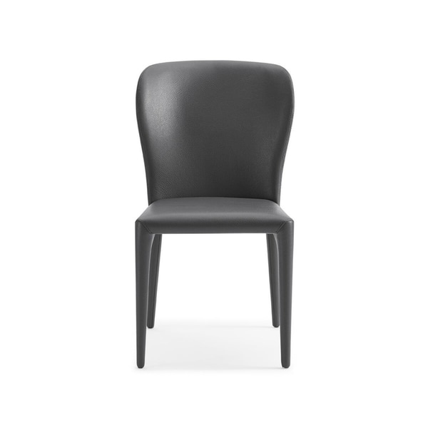 Shop Whiteline Contemporary Modern Hazel Dining Chair with ...
