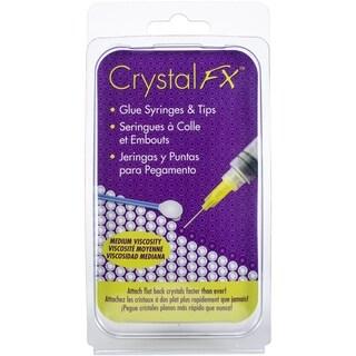 Glue Syringes To Attach Flatbacks 4/Pkg