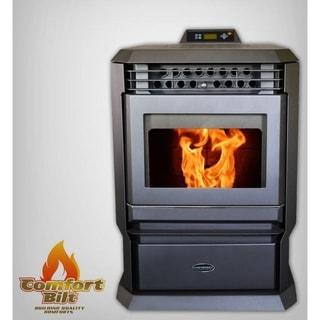 Comfortbilt HP61 Carbon Black Pellet Stove