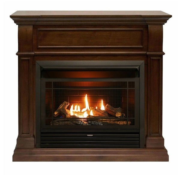 Shop Duluth Forge Dual Fuel Ventless Gas Fireplace