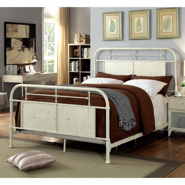 Beltran Industrial Bed by FOA