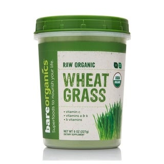 Link to BareOrganics 8-ounce Wheatgrass Powder Raw Organic Similar Items in Glasses & Barware