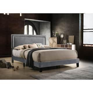 Buy Queen Velvet Beds Online At Overstock Com Our Best Bedroom