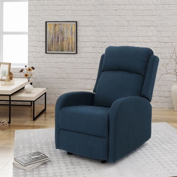 Shop Alouette Rocking Recliner By Christopher Knight Home