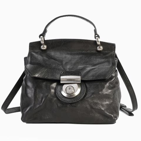 Old Trend Genuine Leather Cypress-Crossbody - S