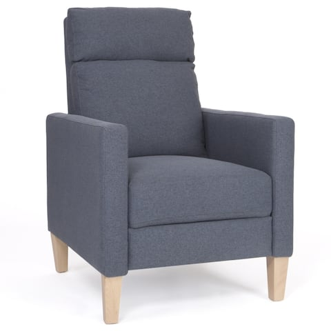 Vanessa Mid-century Recliner by Christopher Knight Home