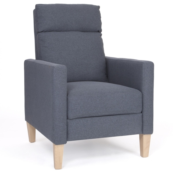 Vanessa Mid-century Recliner by Christopher Knight Home. Opens flyout.