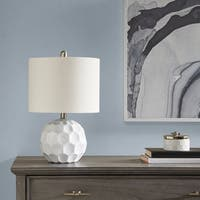 510 Design Frill White Table Lamp