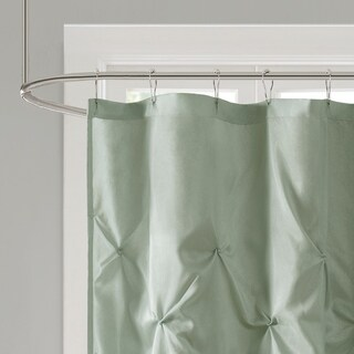 Porch & Den Niantic Polyester Shower Curtain