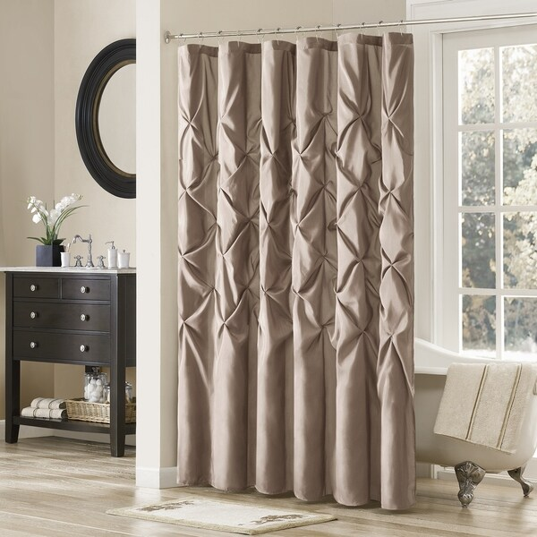 Porch & Den Niantic Polyester Shower Curtain