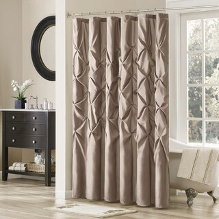 Clay Alder Home Niantic Polyester Shower Curtain (More options available)