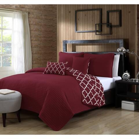 Porch & Den Denver 5-piece Quilt Set