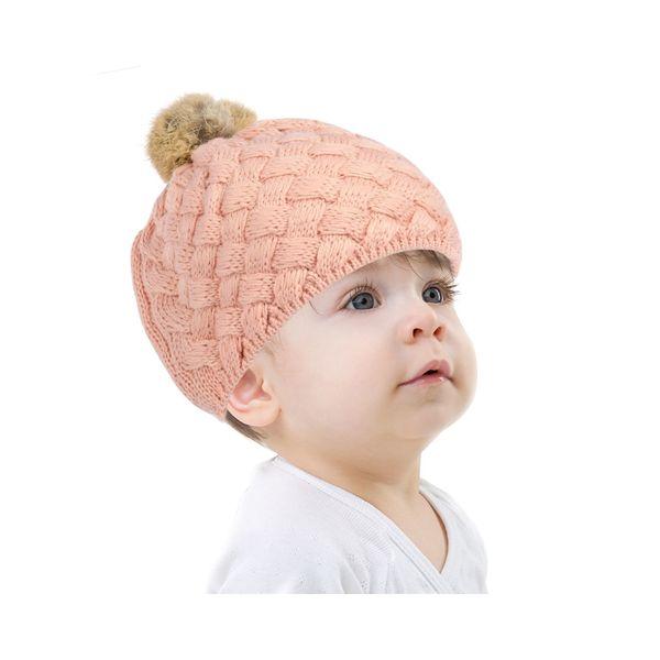 d2fc8afe635 Zodaca Fashion Design Baby Boys Girls Crochet Warm Winter Beanie Stretchy Knit  Hat