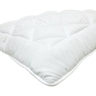King Fully Reversible High Quality Down Alternative Mattress Pad and Topper with Stay Tight Anchor Straps