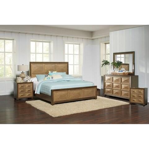 Leavesden 5PC Bedroom Set With 2 Nightstands
