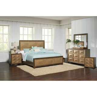 Leavesden 5PC Bedroom Set With 2 Nightstands (3 options available)