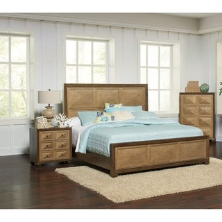 Leavesden 3-Piece Bedroom Set With Chest
