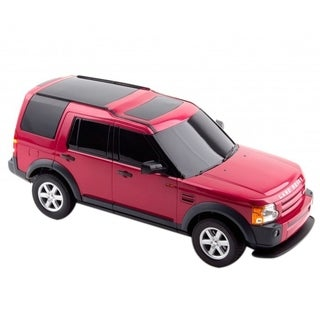 Azimporter Land Rover Discovery 3 Remote Control Vehicle in Red