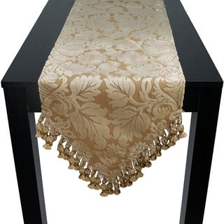 Sherry Kline Arcata 72-inch Luxury Table Runner - 12 x 72