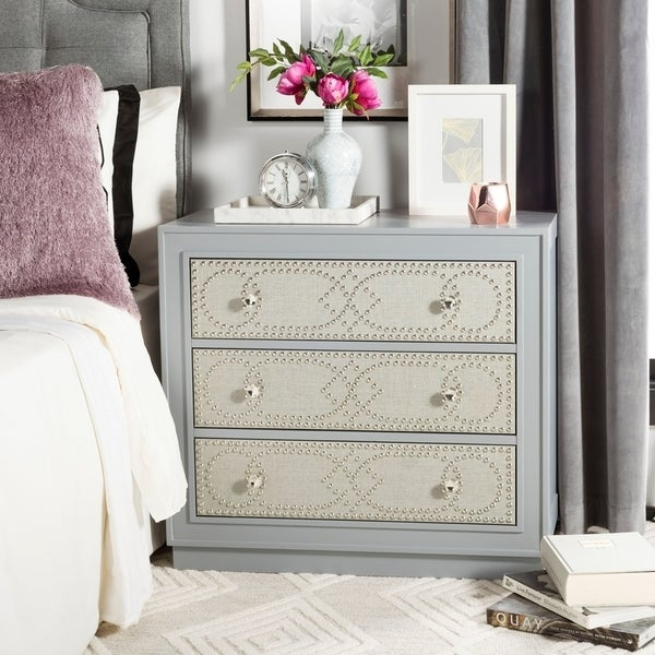 Safavieh Aura 3 Drawer Chest by Safavieh