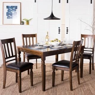 Safavieh Kodiak Light Oaka 5-piece Dining Set
