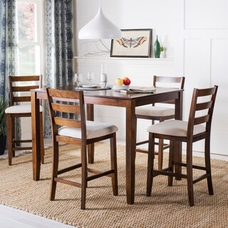 Safavieh Melvin Brown 5-piece Pub Set