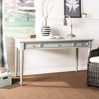 Safavieh Constance Grey 3-drawer Desk