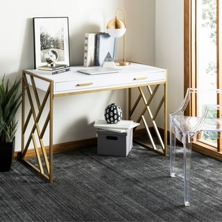 Safavieh Elaine 2 Drawer Desk