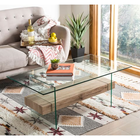 Buy Glass Coffee, Console, Sofa & End Tables Online at Overstock ...