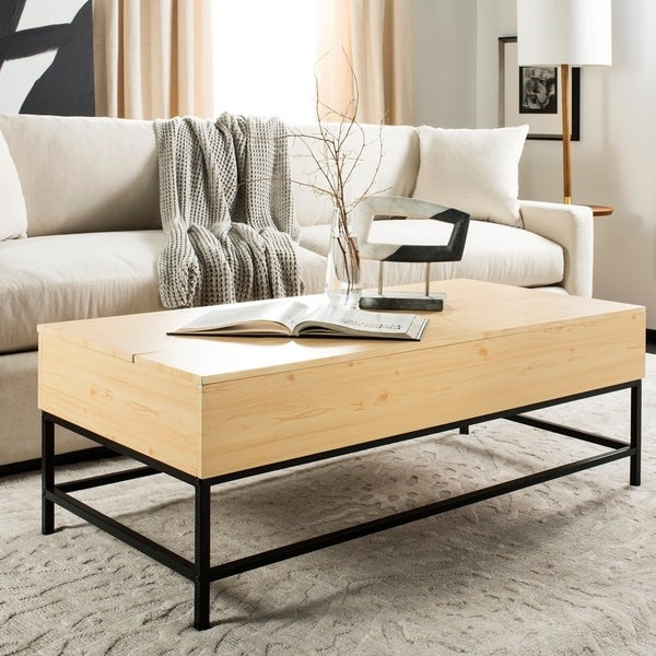 Safavieh Gina Contemporary LiftTop Coffee Table Free Shipping