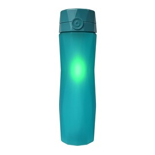 Hidrate Spark 2.0 Smart Water BottleTeal - Green - 24 ounces