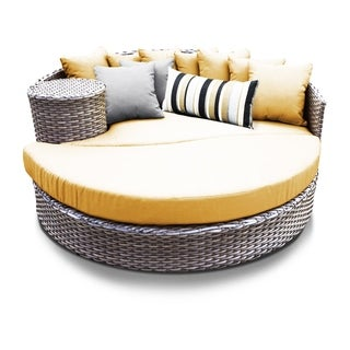Sea Breeze OH0598 Outdoor Patio Wicker Daybed