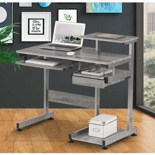 Ergonomically-design Computer Workstation Desk