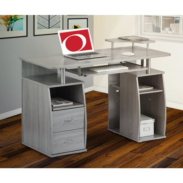 Modern Designs Executive Style Workstation Computer Desk