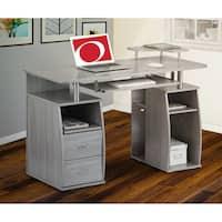 Modern Designs Executive Style Workstation Computer Desk