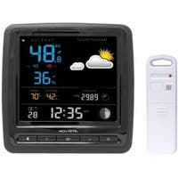 AcuRite Indoor and Outdoor Temperature and Humidity Monitor with Weat