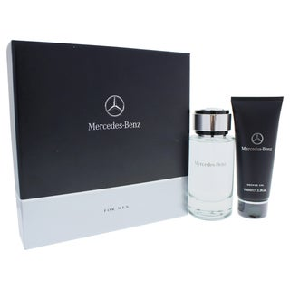 Mercedes-Benz Men's 2-piece Gift Set