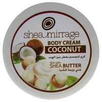Shea Mirrage 3.38-ounce Body Cream Coconut